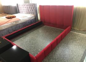 Aura κρεβάτι για στρώμα 150x200 Bazaar