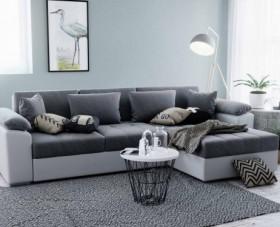 K/ Mirella καναπές γωνία με κρεβάτι 275x163 cm