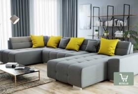 K/ Bellis καναπές σε σχήμα Π 340x193x162 cm