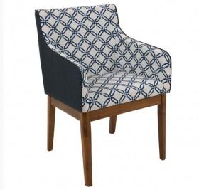 Καρέκλα ZE7762,W /  58x62x83cm