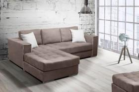 Apollonis καναπές γωνία 240x190 cm