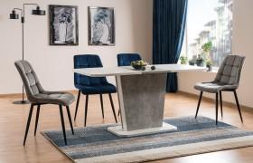 S/ Calipso τραπέζι επεκτεινόμενο 110/145X68X76