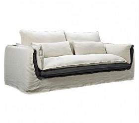 Καναπές 3/θέσιος ZE9649 / ΔΙΑΣΤΑΣΕΙΣ 221x95x64/88cm