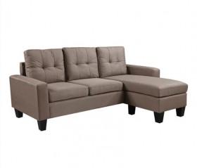 Καναπές Αναστρέψιμη Γωνία ZE9920,3 / ΔΙΑΣΤΑΣΕΙΣ 185x128x75 H.86cm