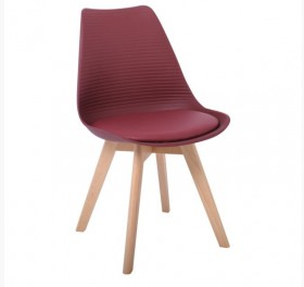 Καρέκλα ZEM136,02S / ΔΙΑΣΤΑΣΕΙΣ 49x56x82cm