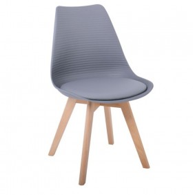 Καρέκλα ZEM136,44S / ΔΙΑΣΤΑΣΕΙΣ 49x56x82cm