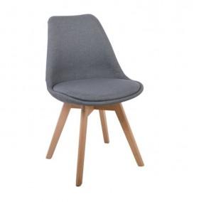 Καρέκλα ZEM136,44F / ΔΙΑΣΤΑΣΕΙΣ 49x57x82cm