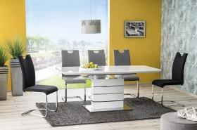 S / Leonardo White Τραπέζι επεκτεινόμενο