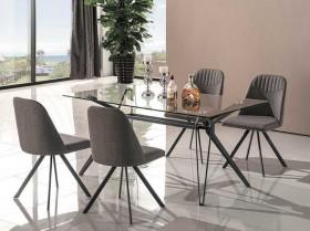 S / Tivoli τραπέζι 160Χ90Χ76