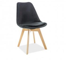 S / Dior Velvet Buk Καρέκλα 48Χ52Χ46/86
