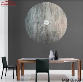 Mat C.1001 ρολόι τοίχου 90 cm