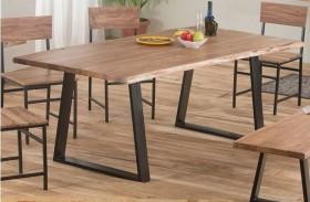 Τραπέζι ΖΕΑ7100 / ΔΙΑΣΤΑΣΕΙΣ 200x95x75 Cm Πάχος +/- 4cm