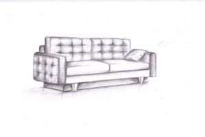 Διθέσιοι - Τριθέσιοι καναπέδες