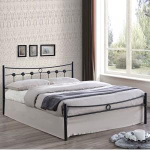Κρεβάτι διπλό ZE8069 / 156x205x83 (Στρώμα 150x200) cm