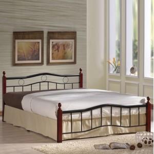 Κρεβάτι διπλό ZE8036 / 158x212x82 (Στρώμα 150x200)cm