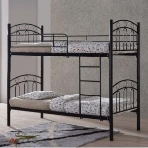 Κρεβάτι κουκέτα ZE8046 /  98x210x176 (Στρώμα 90x200) cm