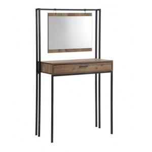 Τουαλέτα+καθρέπτης ZE8434 /  84x40x150 cm