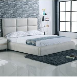 Κρεβάτι διπλό ZE8080 /  183x220x121(Στρώμα 160x200) cm