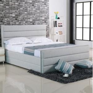 Κρεβάτι διπλό ZE8076 /  172x218x116(Στρώμα 160x200) cm