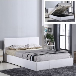 Κρεβάτι με αποθηκευτικό χώρο ZE8075,1 /  169x213x89 (Στρώμα 160x200) cm