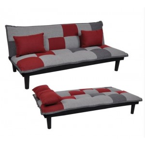 Καναπές/Κρεβάτι ZE9435 /  168x76x70(Κρεβάτι88x168x35)cm