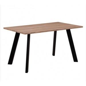 Τραπέζι ZEM817 /  140x80x75 cm