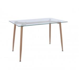 Τραπέζι ZEM740 / 120x70x75 cm