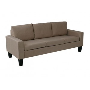 Καναπές 3θέσιος ZE9542,33 / 188x74x79cm