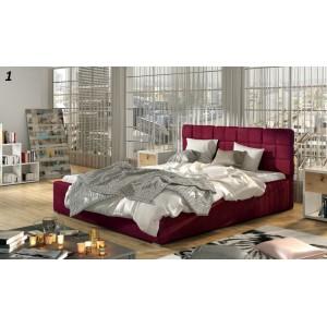 P/Grand κρεβάτι επενδυμένο