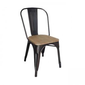Καρέκλα ZE5191W,10N / ΔΙΑΣΤΑΣΕΙΣ 45x51x85 cm