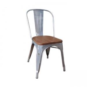 Καρέκλα ZE5191W,6 / ΔΙΑΣΤΑΣΕΙΣ 45x51x85 cm