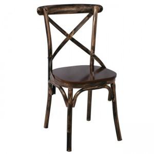 Καρέκλα ΖE5160,1 / ΔΙΑΣΤΑΣΕΙΣ 52x46x91cm/