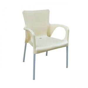 Πολυθρόνα Πολυπροπυλένιο ZE306,4 / ΔΙΑΣΤΑΣΕΙΣ 55x52x85 cm