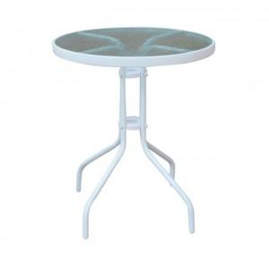 Τραπέζι ZE2400,4 /  D.60cm H.70cm