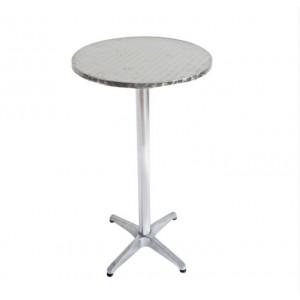 Τραπέζι BAR ZE2710 /   D. 60 H.110 cm