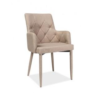 S/Ricardo καρέκλα τραπεζαρίας  50x44x48/88 cm