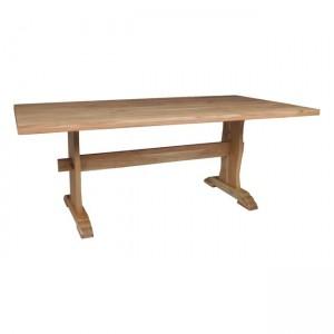 Τραπέζι ZEA7025 / ΔΙΑΣΤΑΣΕΙΣ 200x100x77cm