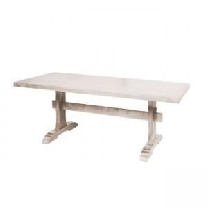 Τραπέζι ZEI927 / ΔΙΑΣΤΑΣΕΙΣ 200x100x77 cm