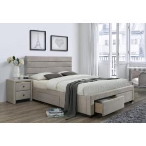 Kayleon 160 κρεβάτι με αποθηκευτικό χώρο