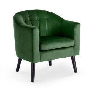 Marshal πολυθρόνα πράσινη 70x64x75/43 cm