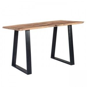 Τραπέζι bar ΖΕΑ7096,1 / ΔΙΑΣΤΑΣΕΙΣ 160x80x110cm  Πάχος +/- 4cm