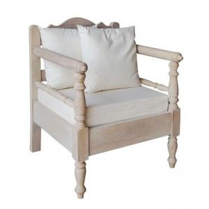 Πολυθρόνα με μαξιλάρια ZEI920 / ΔΙΑΣΤΑΣΕΙΣ 70x73x94 cm