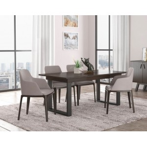 Portland Τραπέζι 150+30x90x78 cm