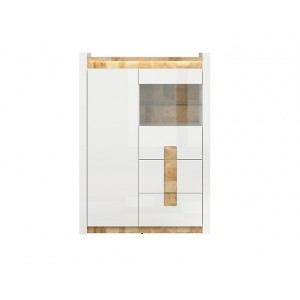 Alameda Βιτρίνα 102x41x141 cm