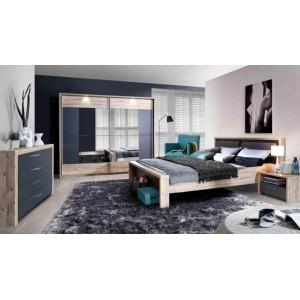 Clair Κρεβάτι 174x221x92 cm