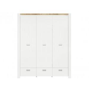 Dreviso ντουλάπα 160x57.5x195.5 cm