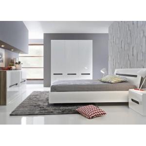Pyramid trio κρεβάτι 165x214x35/86 cm
