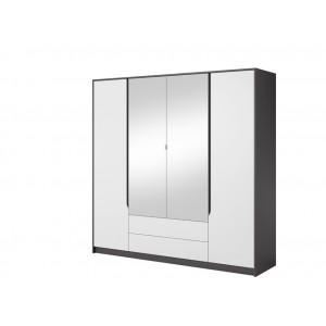 Sega ντουλάπα 200x202x57 cm