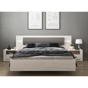 Anders κρεβάτι 216x92x208  cm