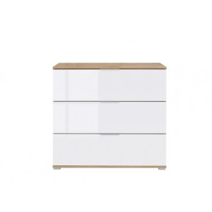 Zele συρταριέρα 95x41x86 cm
